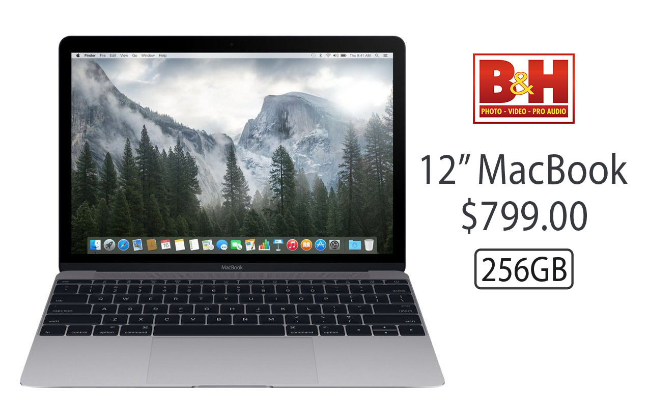 12 inch MacBook discount