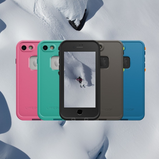 sale retailer f9cb1 6ba53 LifeProof opens preorders for rugged Fre cases for iPhone 7 & 7 Plus