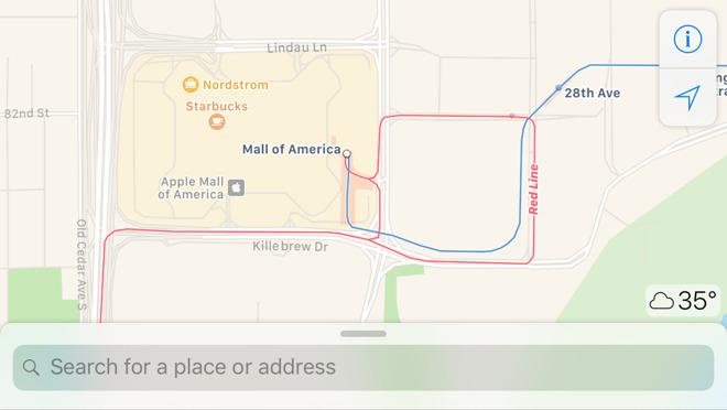 Apple Adds Minneapolis Saint Paul Transit Directions To