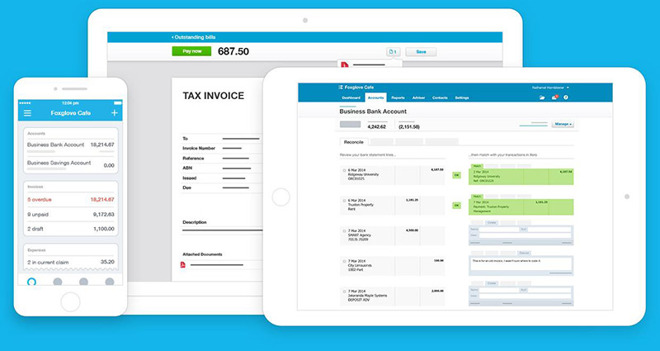 Cloud Accounting Firm Xero Adds Apple Pay Invoice Payment Option - Invoice software cloud