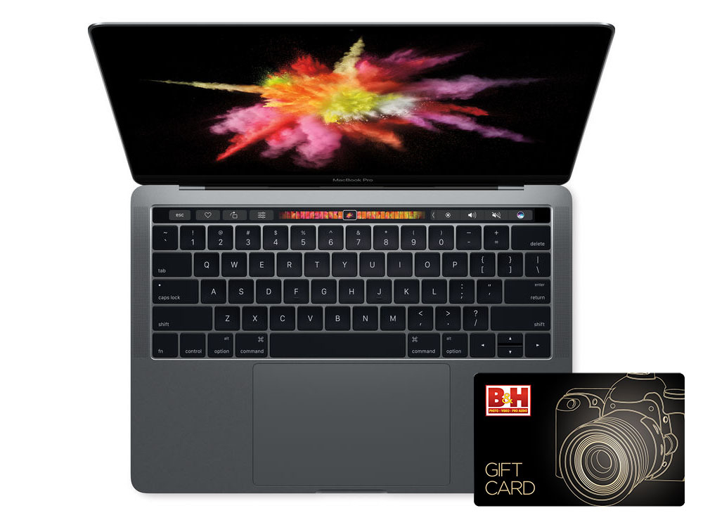 13 inch Touch Bar MacBook Pro