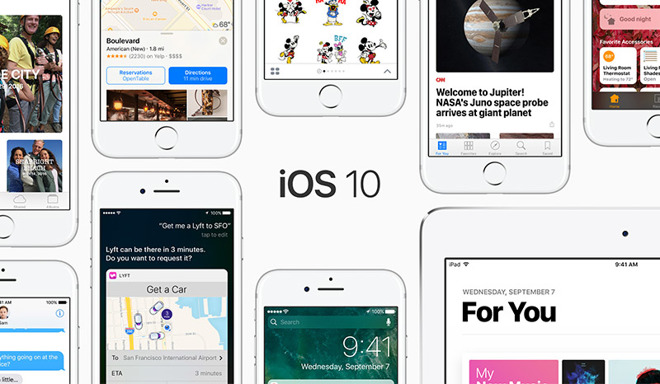 Apple ceases iOS 10 1 and 10 1 1 code signing with release