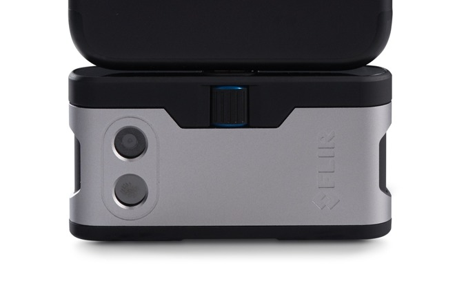 FLIR upgrades One thermal imaging camera for iPhone, debuts GoPro