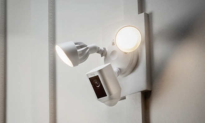 Outdoor Light Camera Ios compatible ring floodlight cam features 110 decibel siren cloud of a security camera and motion sensitive outdoor light which can be used to monitor an area remotely via a mobile app or a computer alerting users if workwithnaturefo