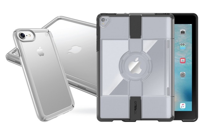 info for 133d5 d0016 OtterBox uniVERSE case expands to iPad Air 2, Speck Presidio clear ...