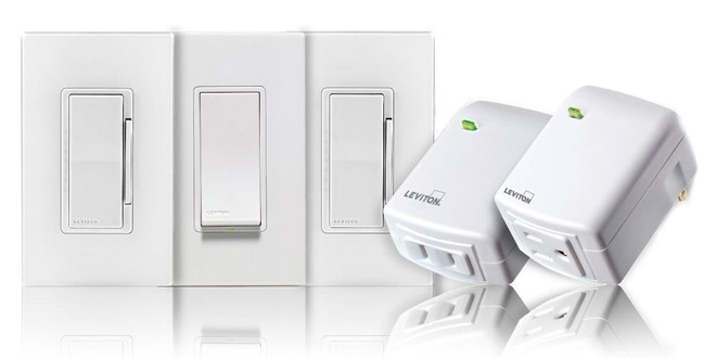 Leviton presents hub-free HomeKit in-wall dimmers, switches
