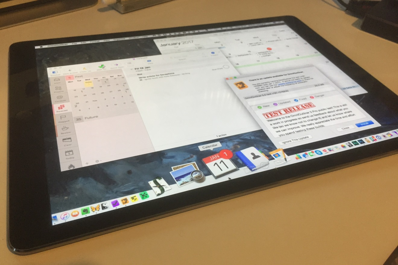 Hands On: Air Display 3.0.3 turns your iPad into a wireless second screen for your Mac