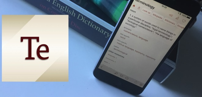 Hands-on with the completely revamped Terminology dictionary app