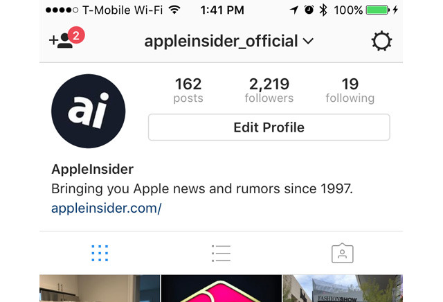 How to add and switch between instagram accounts on iphone heres how to add additional profiles on apples iphone and switch between them ccuart Image collections