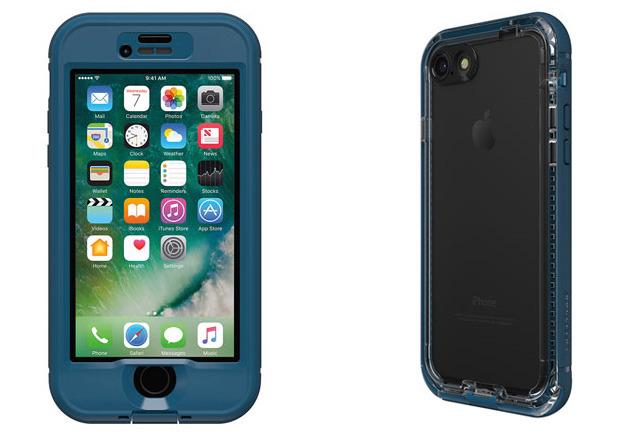 buy online f3d25 efbf7 LifeProof ships waterproof Nuud cases for Apple's iPhone 7 & 7 Plus