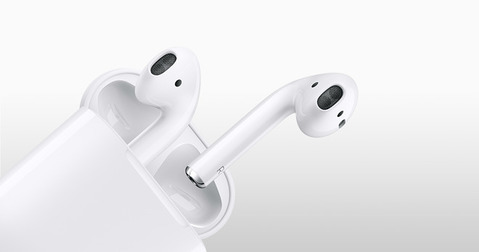 quality design ee284 4c90e Some users finding AirPods drop phone call audio when paired with ...