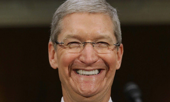 Apple CEO Tim Cook sells another $3.6M in company stock