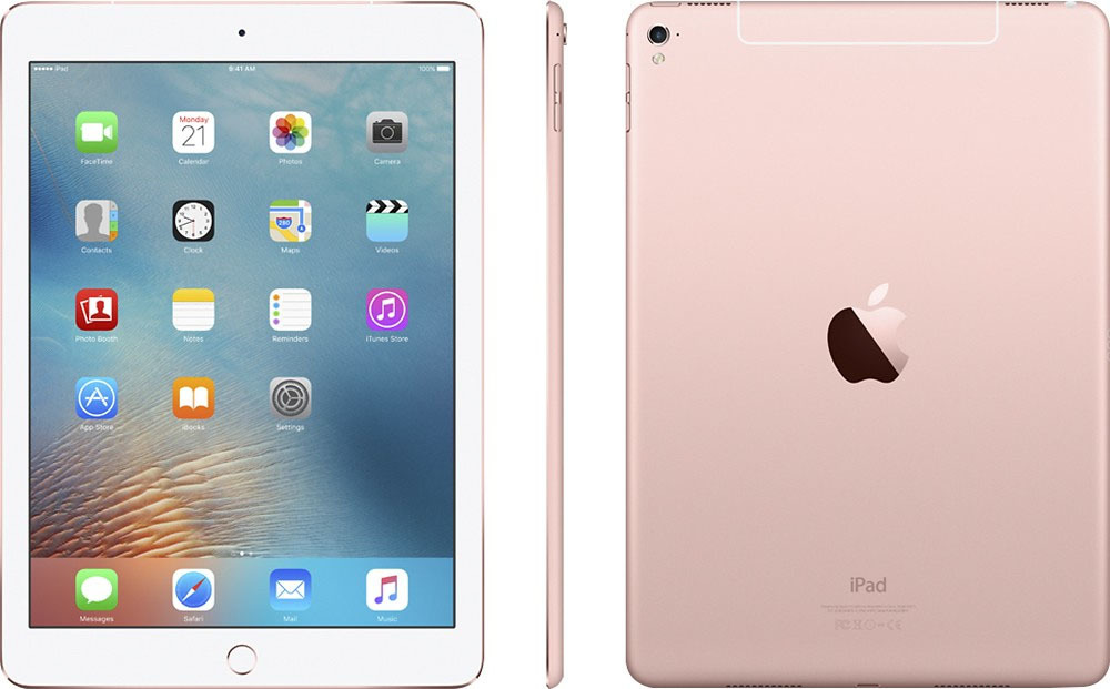 128GB iPad Pro