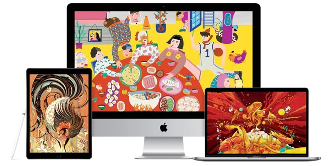 apple celebrates chinese lunar new year with curated apps apple store events - Chinese New Year 1994