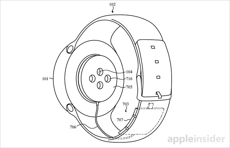 Apple Investigating Portable Apple Watch Charger With Band Integration