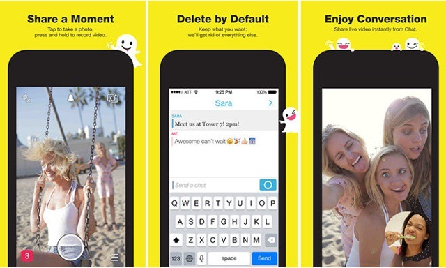 In filing for $3 billion IPO, Snapchat identifies Apple as a major