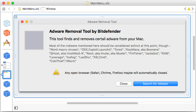 New Mac malware from Iran targets US defense industry, human
