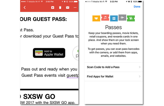 How to add, use and remove passes in Apple's Wallet app for iOS