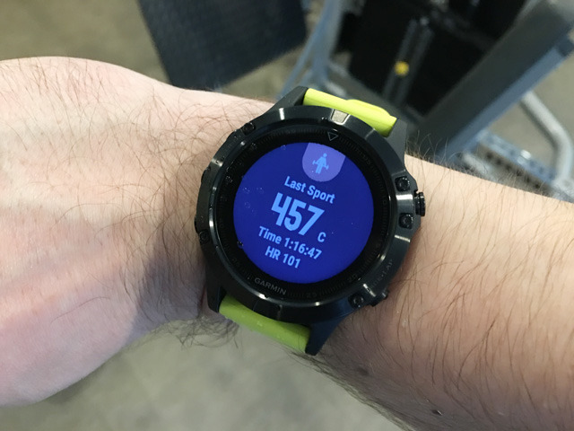Review: Garmin's Fenix 5 smartwatch aims at athletes, not