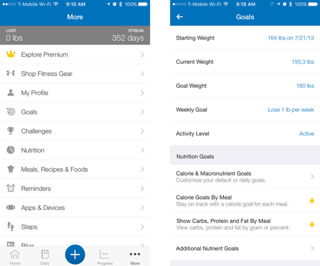 Top Information For 2017 On Establishing Critical Details Of Weightlifting: How To Use MyFitnessPal On Your IPhone To Track Calories