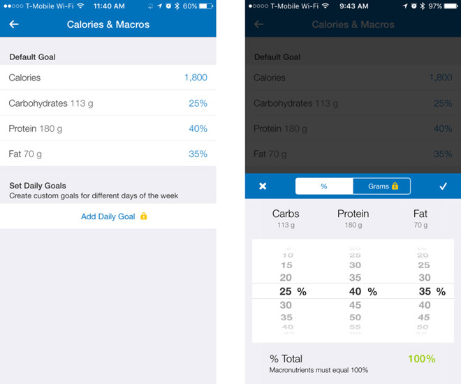 How to use MyFitnessPal on your iPhone to track calories and eat better