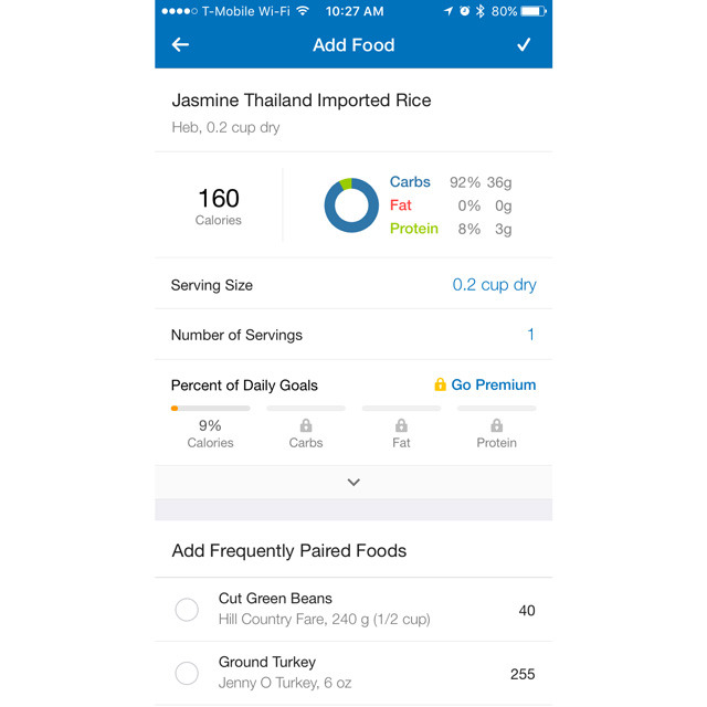 How to use MyFitnessPal on your iPhone to track calories and