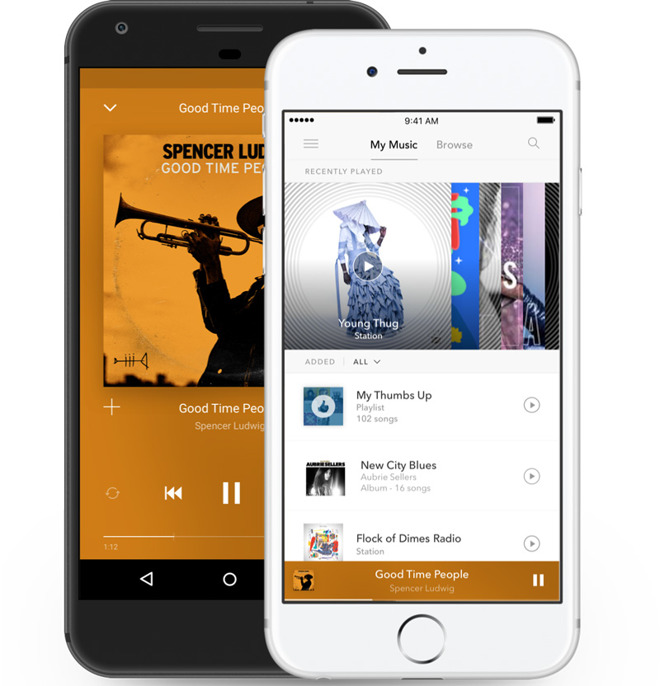 Pandora guns for Spotify & Apple Music with new Premium on