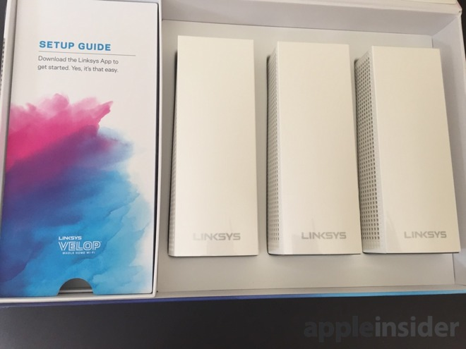 Review: Linksys Velop mesh networking kit delivers strong Wi-Fi