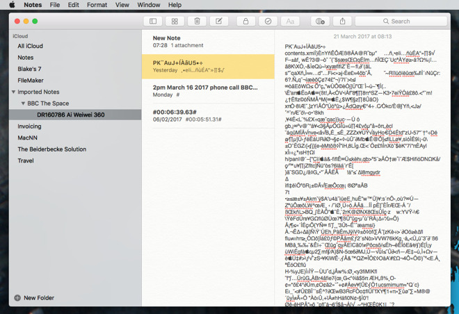 Method 1: How to sync notes from iPhone to Mac with iCloud