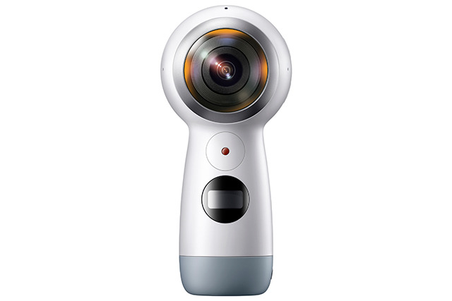 Samsung upgrades Gear 360 camera with 4K video and iPhone