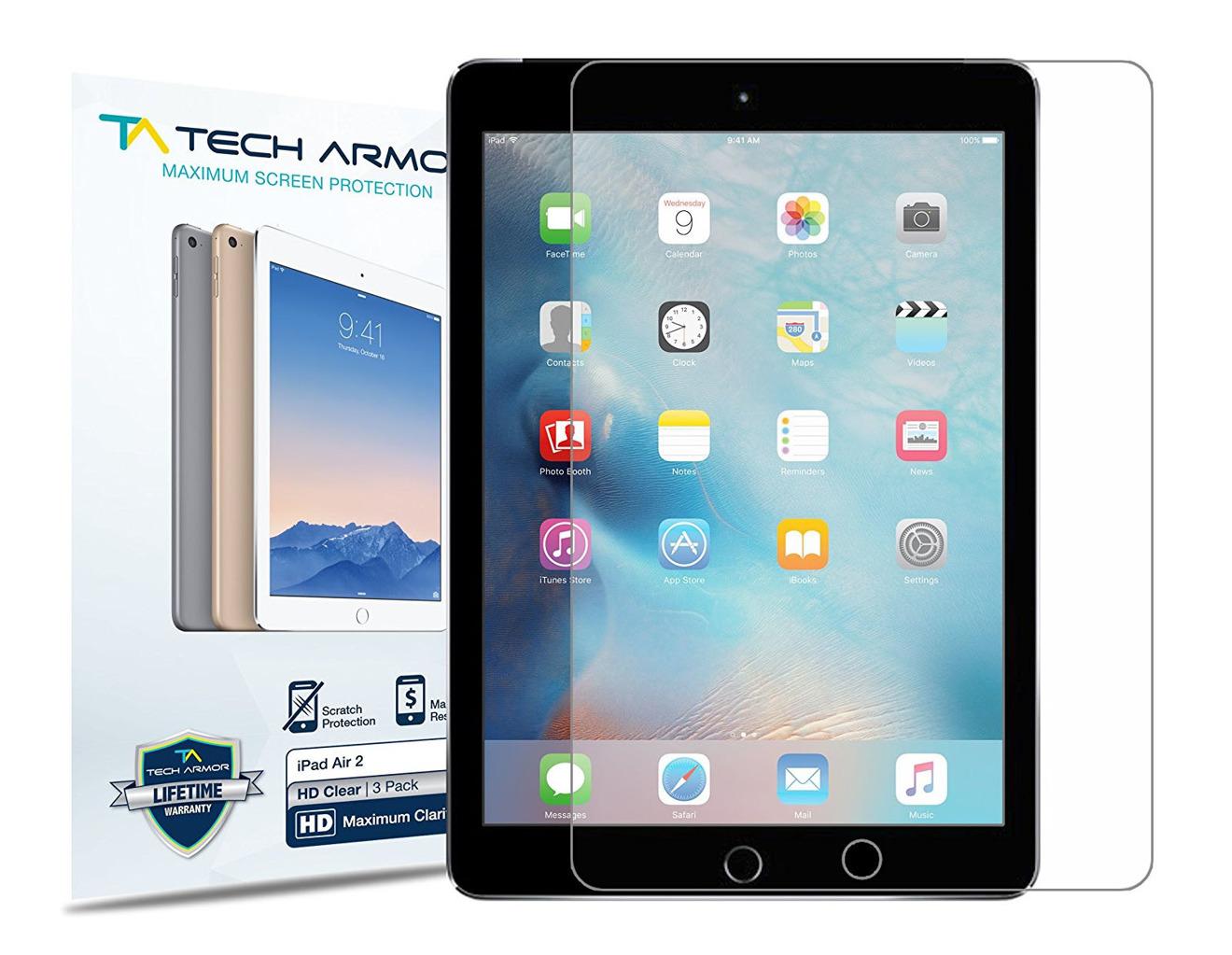 Tech Armour 2017 iPad screen protector