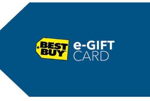Best Buy gift card deal