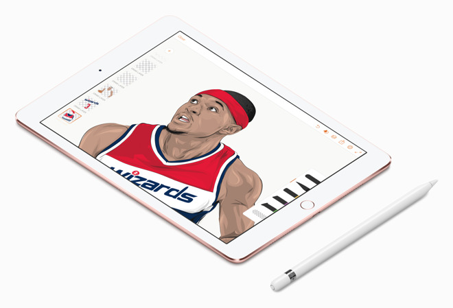 Artist Rob Zilla Shows Potential Of Ipad Pro With Adobe Illustrator
