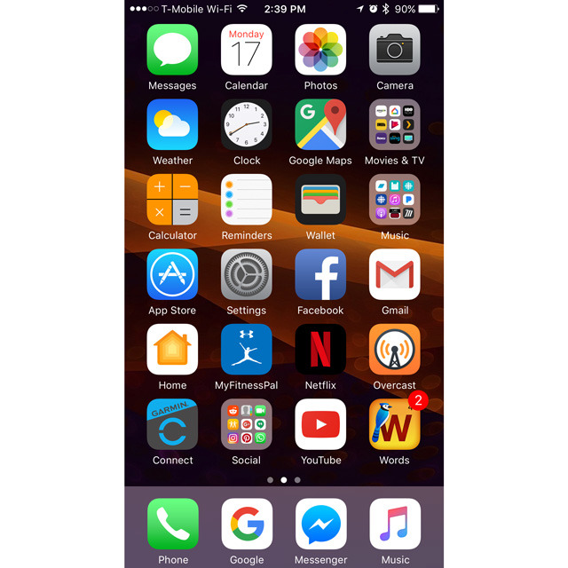 iphone home page how to disable homescreen rotation on apple s plus series 11928