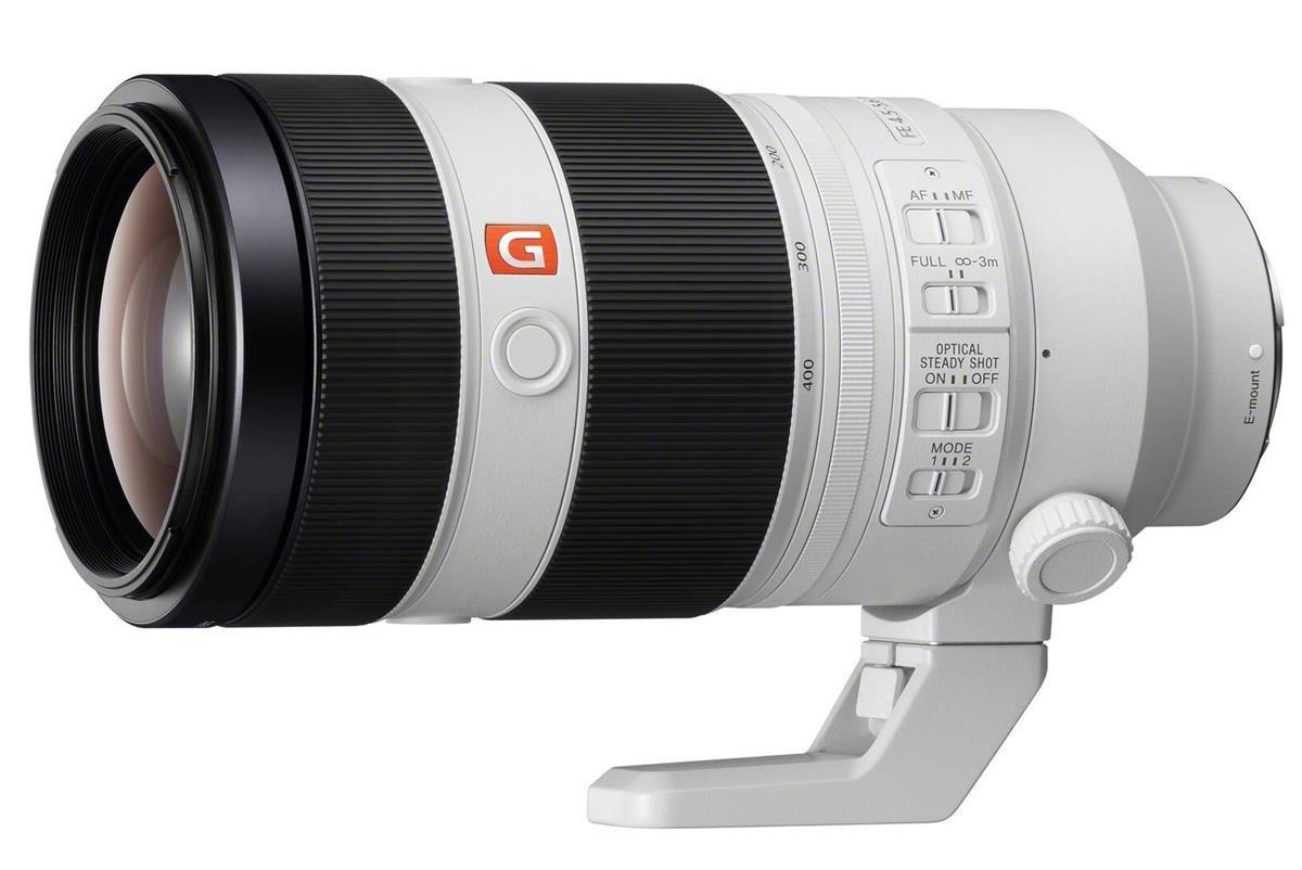 Sony FE 100-400mm G Master Lens