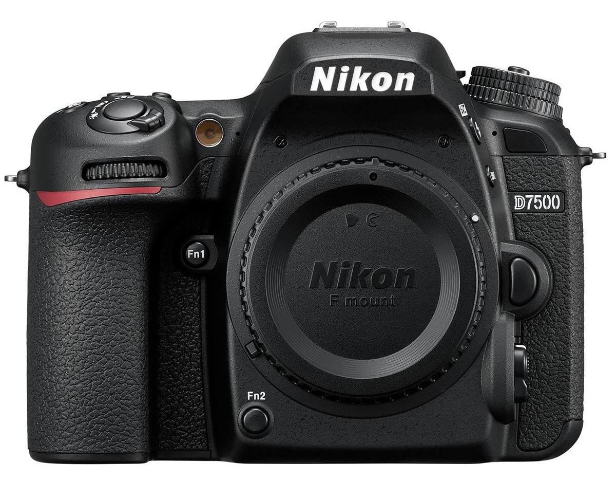 Nikon D7500 digital SLR camera new release