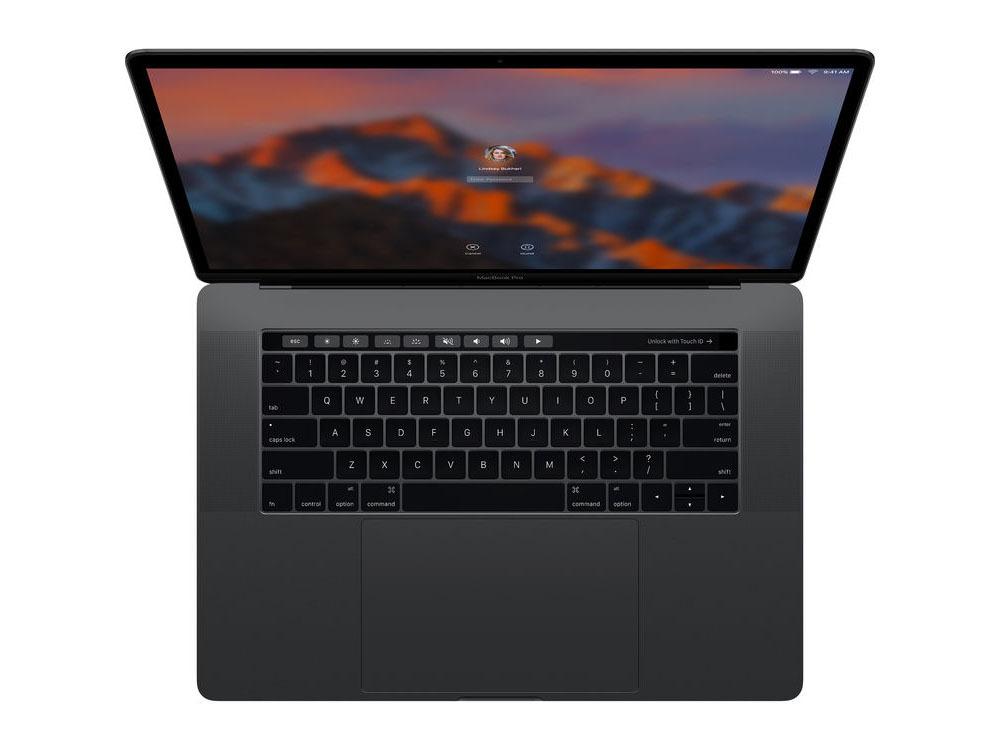 15 inch MacBook Pro with TouchBar