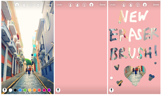 Instagram continues copying Snapchat with new 'face filters