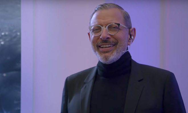 Image result for jeff goldblum apple