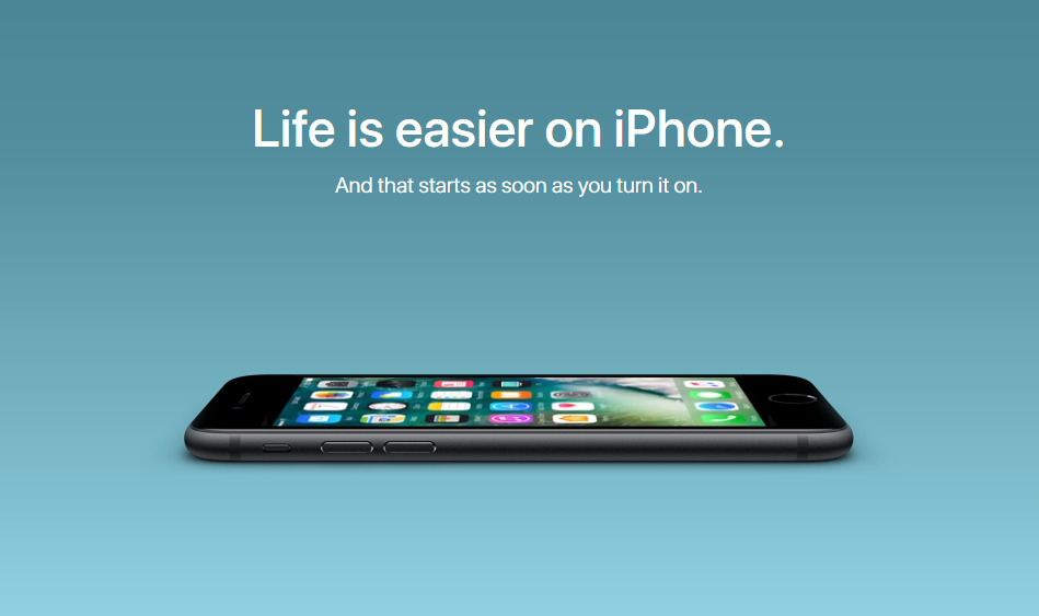 New Apple Ads Redone Switch Site Sell Android Users On Iphone Perks