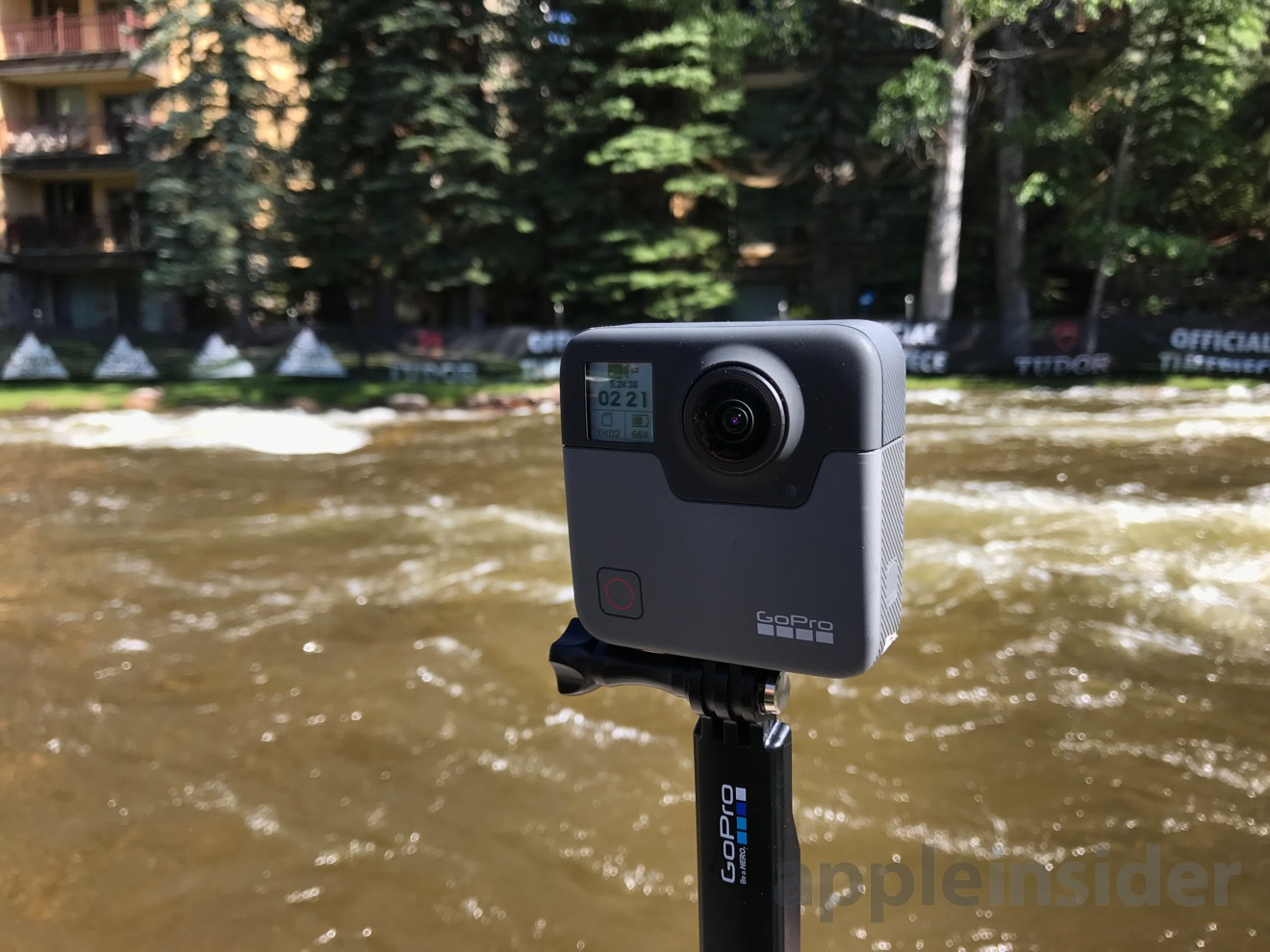 Hands-on: GoPro's 360-degree 5.2K Fusion VR camera