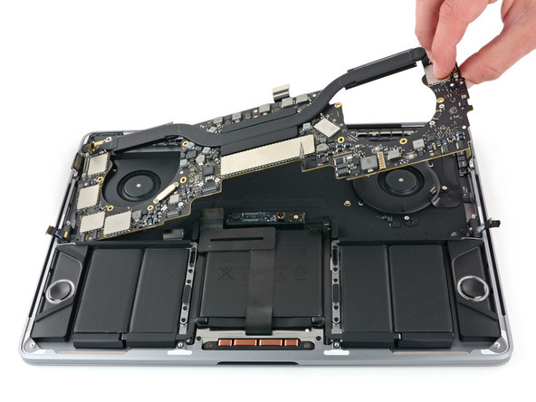 The 13-inch MacBook Pro.