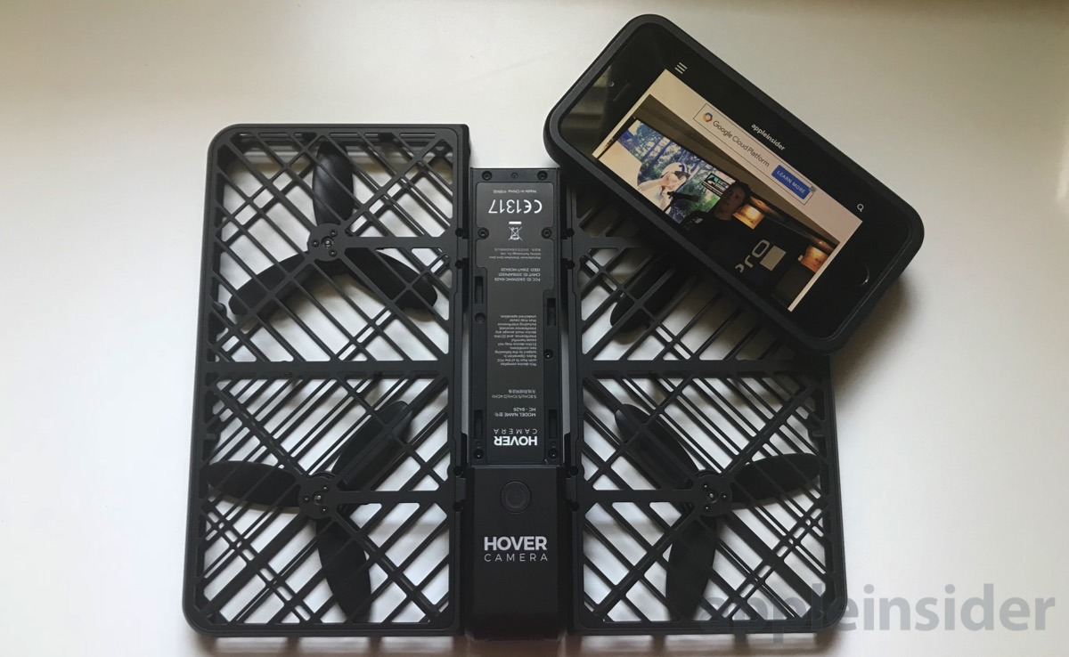 hover camera passport price