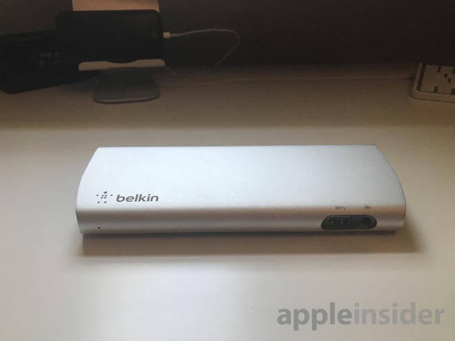 Review: Belkin Thunderbolt 3 Express Dock HD solid choice