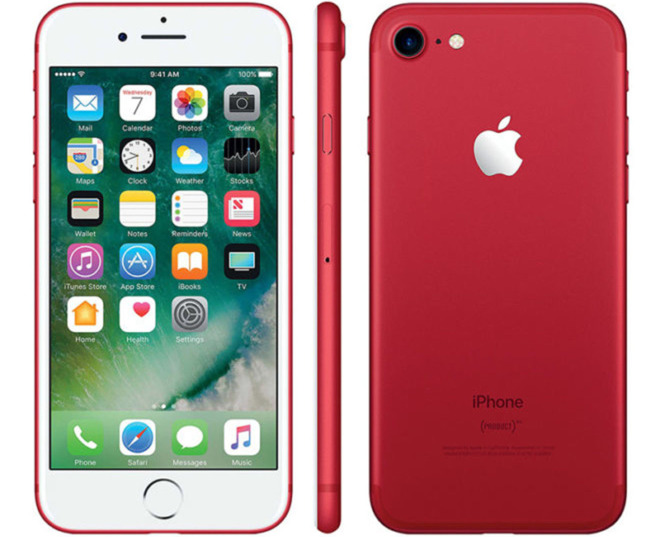 Deals: 128GB red iPhone 7 for $728 ($21 off)