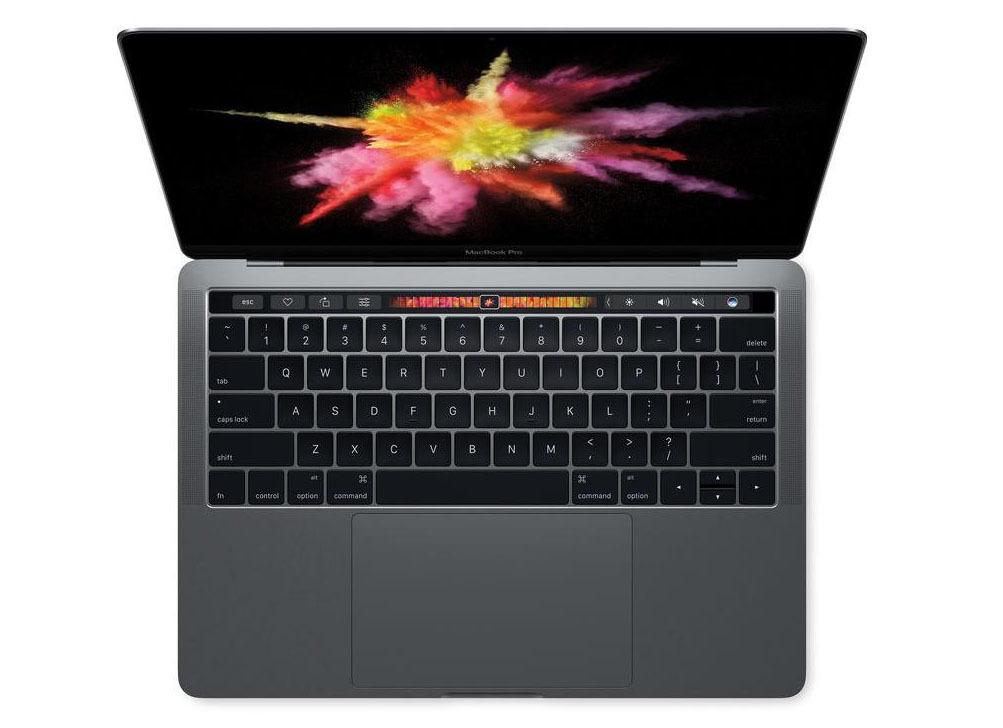 Apple 13 inch MacBook Pro with TouchBar