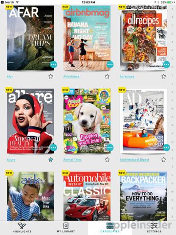 Apple buys iPhone and iPad digital magazine subscription service Texture