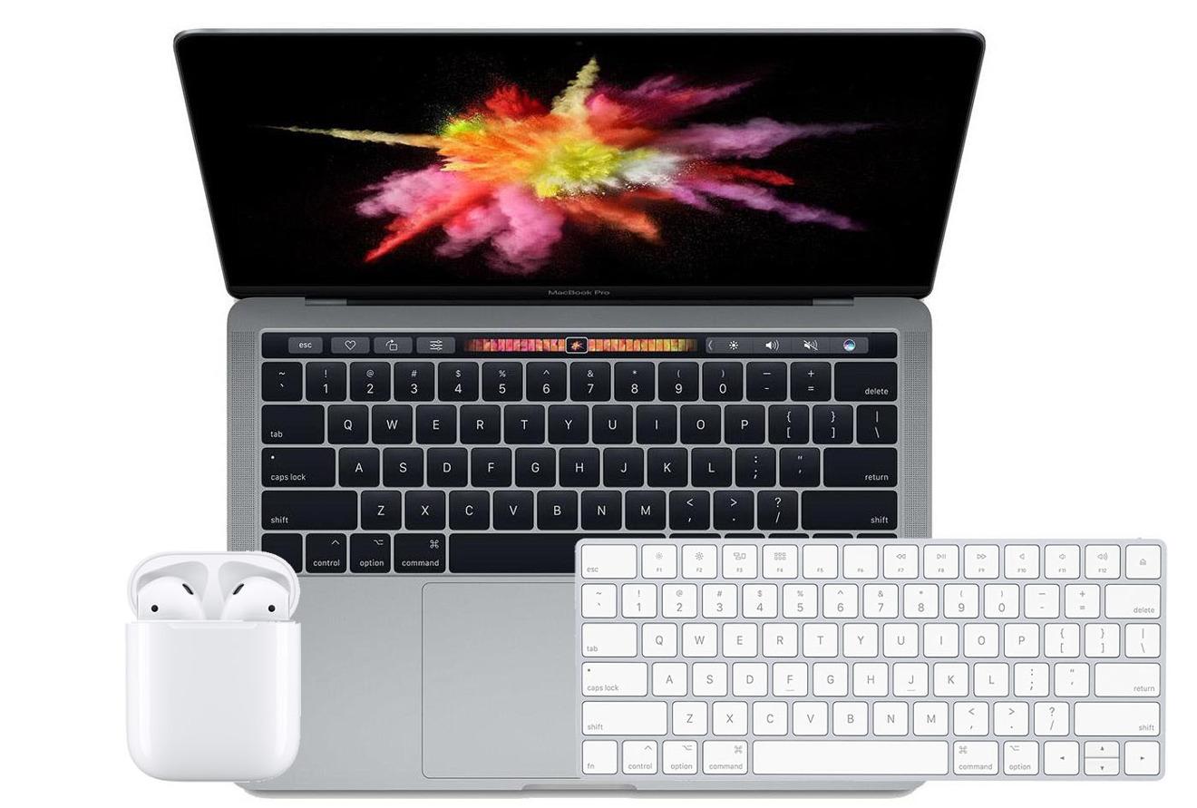 Airpods Macbook