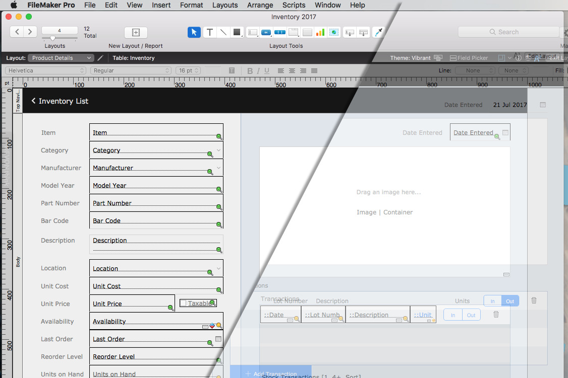 Filemaker Pro Courses hands on: filemaker pro 16 adds design and integration