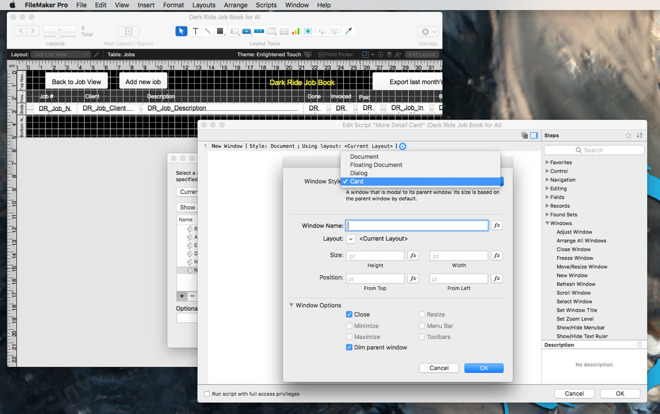 Hands On Filemaker Pro 16 Adds Design And Integration Features To
